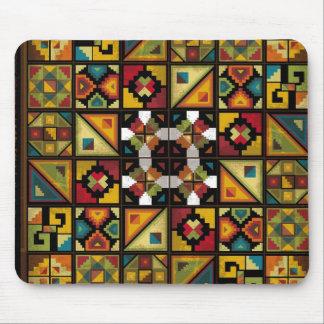 American culture pattern mousepads