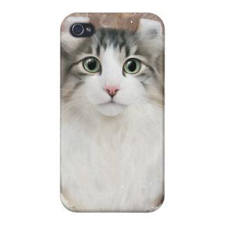 American Curl iPhone 4 Case