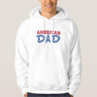 American Dad Hooded Pullover