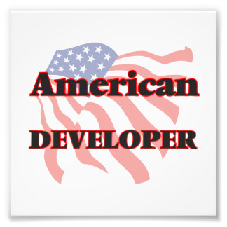 American Developer Art Photo
