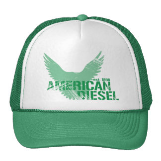 American Diesel II Trucker Hats