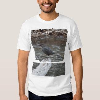 American Dipper; Customizable T-shirt