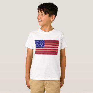 American Diversity Flag (kids) T-Shirt