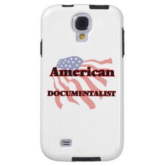 American Documentalist Galaxy S4 Case