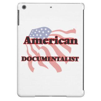 American Documentalist iPad Air Cases