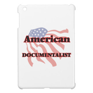 American Documentalist iPad Mini Covers