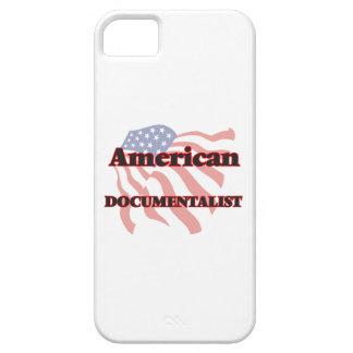 American Documentalist iPhone 5 Case
