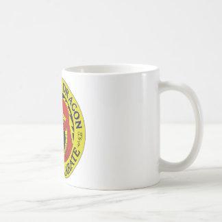 American Dragon Kenpo Karate Basic White Mug