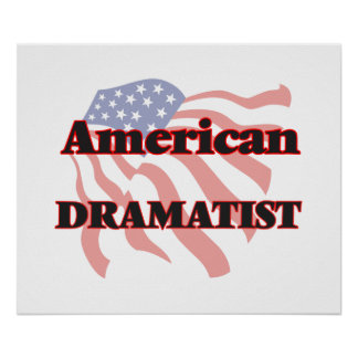 American Dramatist Poster