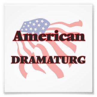 American Dramaturg Photograph