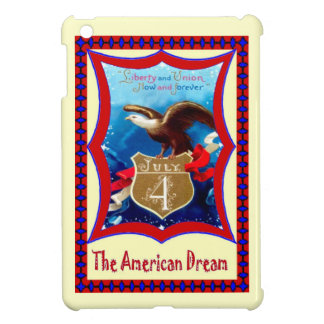 American eagle, 4th July Case For The iPad Mini