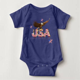 American eagle baby bodysuit