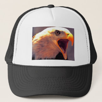 American Eagle - Bald Eagle Trucker Hat