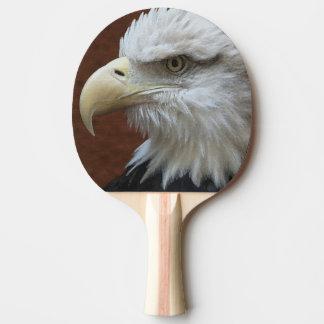 American Eagle Bird & Flag Paddle