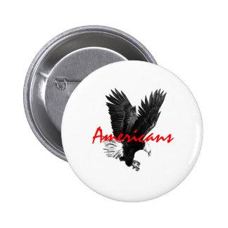 American Eagle Button