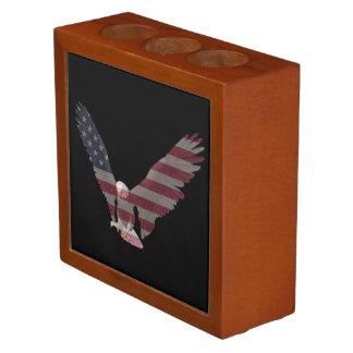 American Eagle Desk Organisers