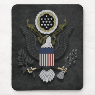 American Eagle: E Pluribus Unum Mouse Mats