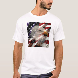 American Eagle Flag Shirt