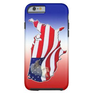 American Eagle iPhone 6 case Patriotic iPhone 6 ca Tough iPhone 6 Case