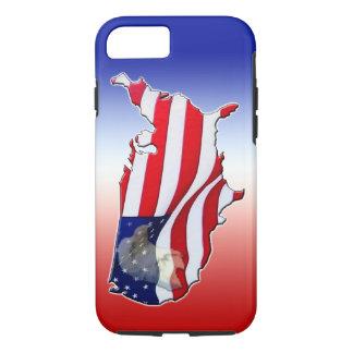 American Eagle iPhone 7 case Patriotic iPhone 7 ca