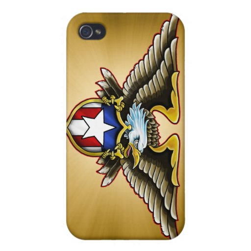 American Eagle iPhone 4/4S Case