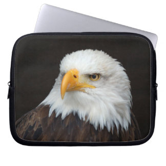 AMERICAN EAGLE ~ photo Jean Louis Glineur Laptop Sleeve