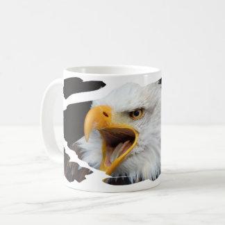 AMERICAN EAGLE - Photography Jean Louis Glineur Coffee Mug