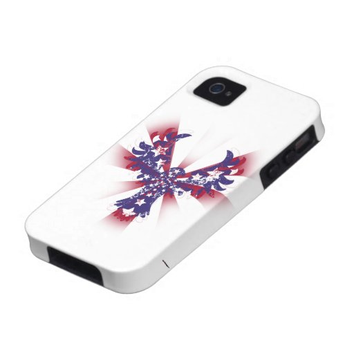American Eagle Stars & Stripes Vibe iPhone 4 Cases