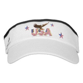 American eagle visor