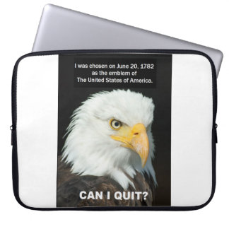 American Eagle wants to Quit Laptop Sleeves