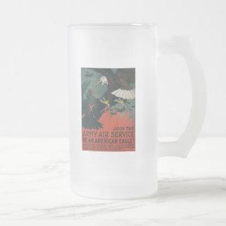 American Eagle World War 2 Coffee Mug