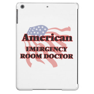 American Emergency Room Doctor Cover For iPad Air