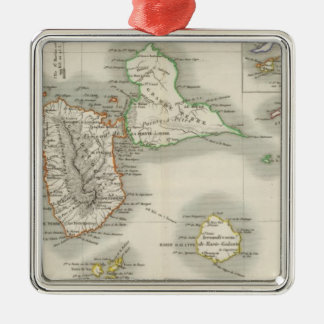 American empire christmas ornament