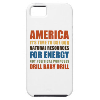 American Energy iPhone 5 Cover