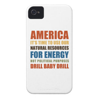American Energy iPhone 4 Cover