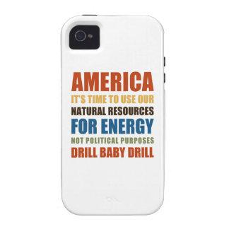 American Energy iPhone 4/4S Cases