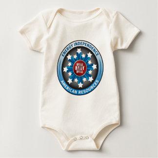 American Energy Independence Baby Bodysuit