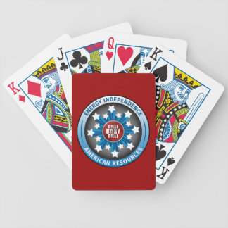 American Energy Independence Poker Deck