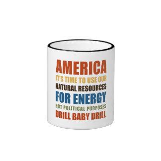 American Energy Mug