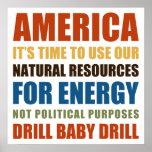 American Energy Poster