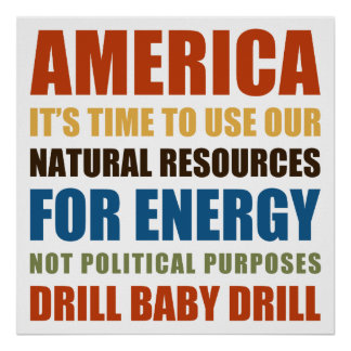 American Energy Posters