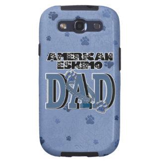 American Eskimo DAD Galaxy S3 Cover