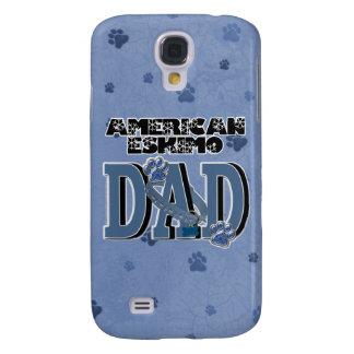 American Eskimo DAD Galaxy S4 Case