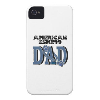 American Eskimo DAD iPhone 4 Covers