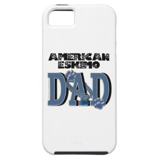 American Eskimo DAD iPhone 5 Cover