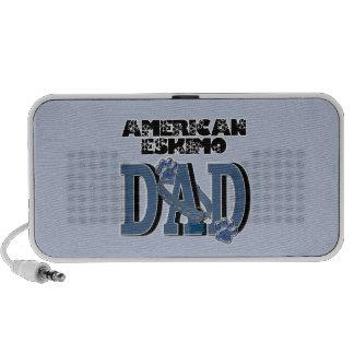 American Eskimo DAD PC Speakers