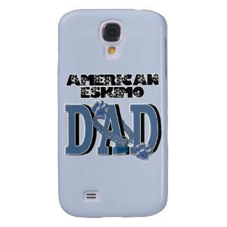 American Eskimo DAD Samsung Galaxy S4 Case