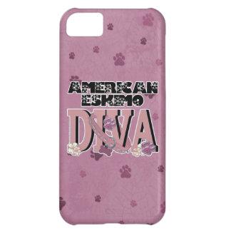 American Eskimo DIVA Case For iPhone 5C