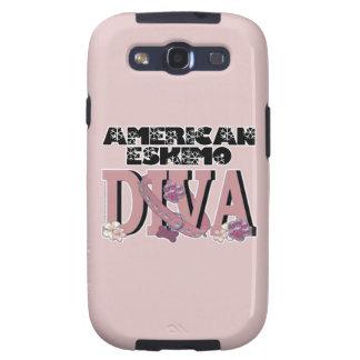 American Eskimo DIVA Galaxy S3 Cover