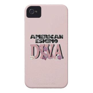 American Eskimo DIVA iPhone 4 Case